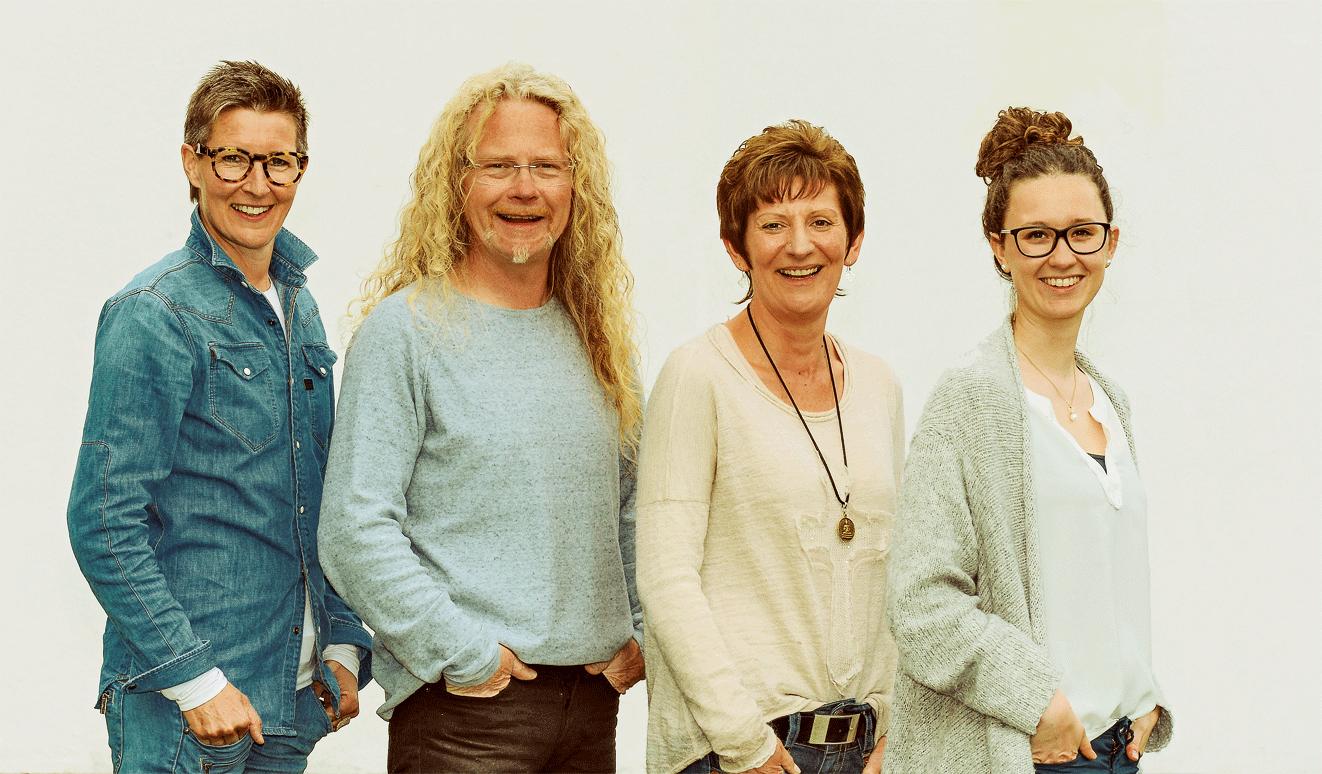 Das Team von Optik Bussmann
